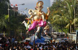 Ganesh.Procession