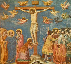 Giotto.Crucifixion