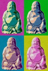 Pop Buddhas